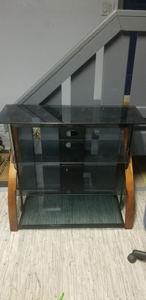 Tv stand glass for Sale in Roswell, GA