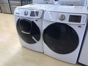 Brand new front load washer and dryer set for Sale in Houston, TX