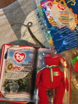 Bag full of Beanie Babies for Sale in Winder, GA
