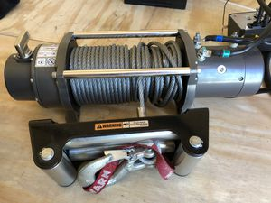 Warn M8000 winch brand new for Sale in Spring Hill, FL