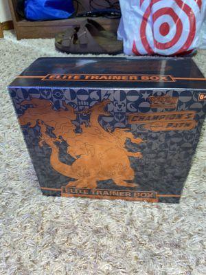 Champions Path Elite Trainer Box (SEALED) for Sale in Wichita, KS