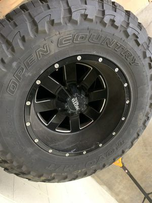 Jeep JK wheels and tires for Sale in Woodridge, IL