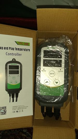 Inkbird temperature controller for Sale in Los Angeles, CA