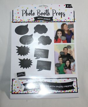 Chalk Photo Booth Props for Sale in London, KY