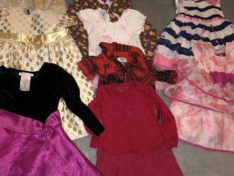 Size 2T Dress Lot for Sale in Pekin,  IL