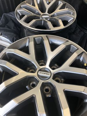 2018 ford raptor rims for Sale in Oxford, AL