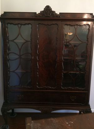 Antique China Cabinet for Sale in Roland, AR