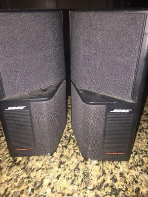 BOSE speakers for Sale in Fort Washington, MD