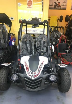 150cc trail master go kart on sale for Sale in Dallas, TX