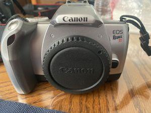 Vintage CAnon Rebel t1 - Film Camera for Sale in Largo, FL