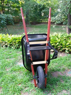 Wheelbarrow NEW heavy duty Razor Back for Sale in Torrington, CT
