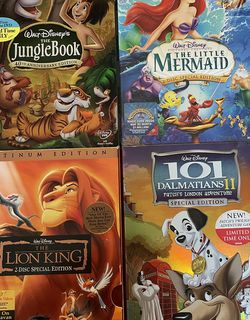 Disney Movies New Never Opened for Sale in Long Beach,  CA