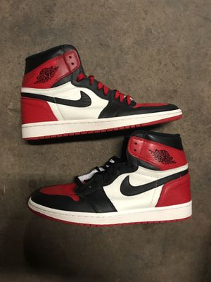 5c4a6fdef44777 Jordan 1 Bred Toe size 11 (B Grade) for Sale in Columbia