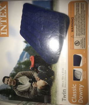 Twin Size Air Mattress for Sale in Laurel, MD