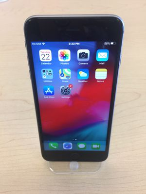 iPhone 6s Plus 128GB Gray - Sprint for Sale in Henderson, NV