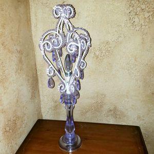 Light Purple chandelier lamp for Sale in Lithia, FL