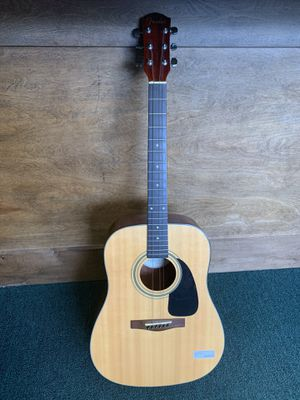 Fender Acoustic Guitar DG-11 Natural Wood for Sale in West Haven, CT