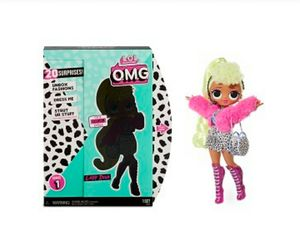 L.O.L. Surprise! O.M.G. Lady Diva Fashion Doll with 20 Surprises. for Sale in Andover, MN