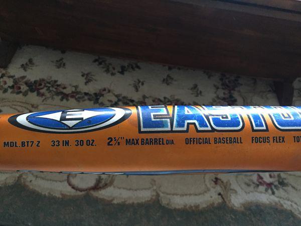 Easton Connexion baseball bat