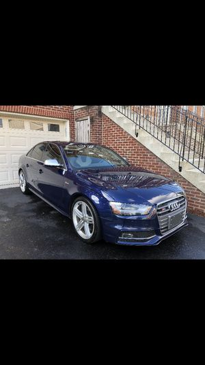 2013 Audi s4 clean title in hand dealer serviced for Sale in Aldie, VA