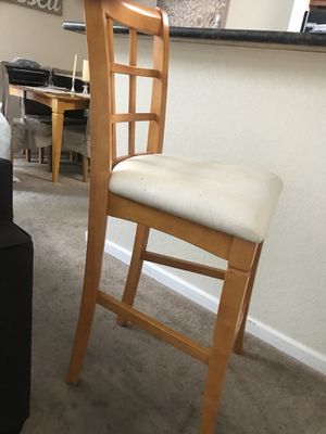 Household bar stools! They come in 2's for Sale in Pittsburg, CA