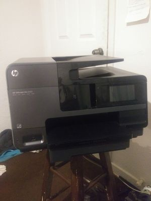Hp officejet pro 8620 (print fax scan copy web) for Sale in Fort Worth, TX