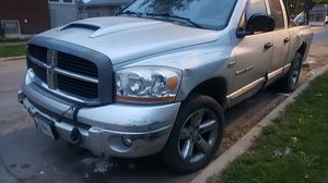 Dodge Ram 4X4 is on sale with snow shoveler. for Sale in Chicago, IL