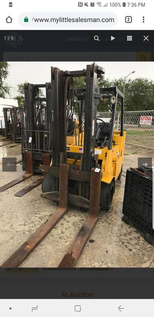Cat GC55K forklift for Sale in West Palm Beach, FL