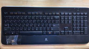Fully functioning Logitech Bluetooth wireless keyboard for Sale in Portland, OR