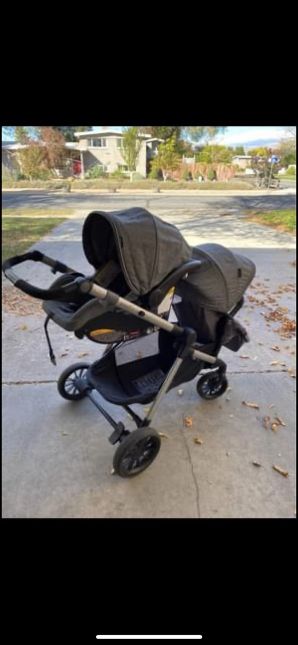 Evenflo double stroller
