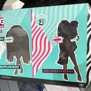 New Lol Omg Dolls Two Pack for Sale in Tijuana, MX