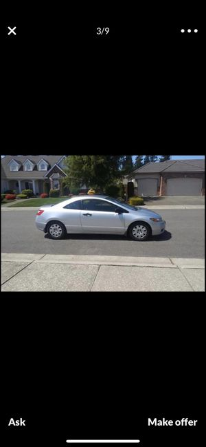 Honda Civic 2006 145k miles good working condition for Sale in Seattle, WA