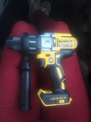 Dewalt 20volt XR Cordless 1/2inch Hammer Drill for Sale in Mobile, AL