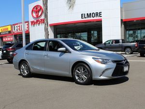 2017 Toyota Camry for Sale in Westminster, CA