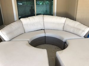 Skyline design custom made outdoor couch for Sale in Scottsdale, AZ