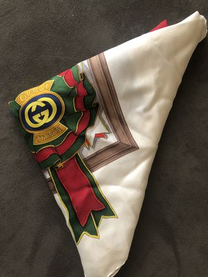 Gucci Scarf for Sale in Bakersfield, CA