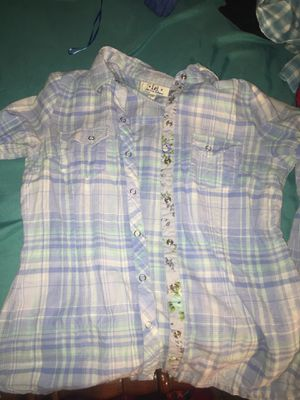 Large size L.E.I flannel for Sale in Appomattox, VA