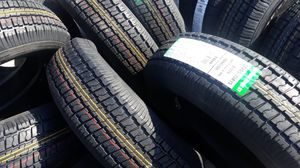 trailers tires st225 75 r15 10ply $220. 4new for Sale in Montclair, CA