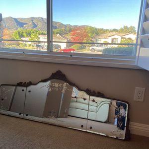 Antique Mirror for Sale in Silverado, CA