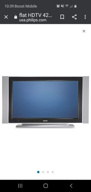 PHILIPS flat screen tv for Sale in Herndon, VA