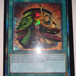 Yugioh Card Pot Of Extravagance (collectors Rare) Mint for Sale in San Diego, CA