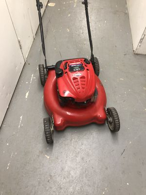 Troy bilt push mower for Sale in Annandale, VA