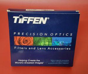 Tiffen 105mm Coarse Thread UV Protector Filter for Sale in San Diego, CA
