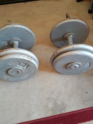 Dumbells weights for Sale in Phoenix, AZ