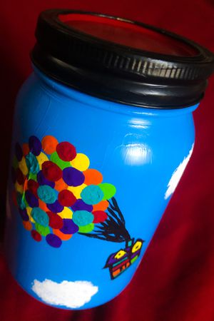 Hand Painted Mason Jar for Sale in Greenville, SC