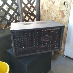 Powered Mixer for Sale in Phoenix, AZ
