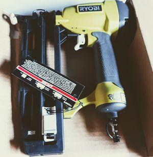 RYOBI NAIL GUN COMBO 16G 12G for Sale in Los Angeles, CA