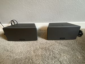 Sonos Play 3 (black, qty 2) for Sale in Bothell, WA