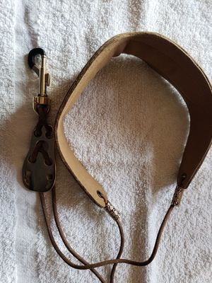 Alto saxophone or tenor neck strap for Sale in Los Angeles, CA