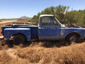 68' Chevy C10 Stepside for Sale in Scottsdale, AZ
